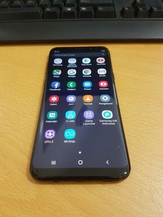 Samsung S8 plus/SEIN  (jual cepat)NETT