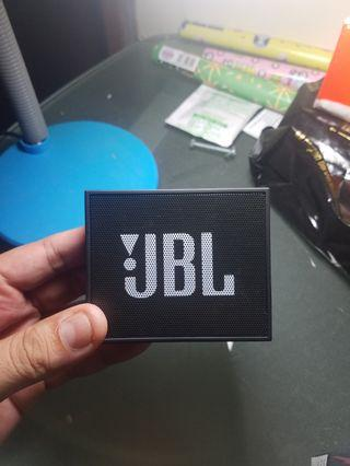 Speaker bluetooth JBL GO original black mulus