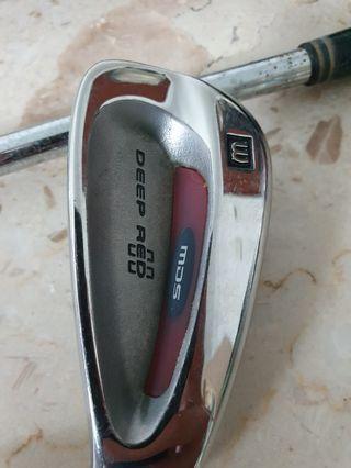 🚚 Golf Set WILSON MENS DEEP RED TOUR IRONS