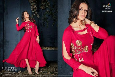 Long kurti/ full gown