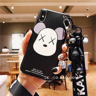 iPhone Case Kaws 7/8 plus