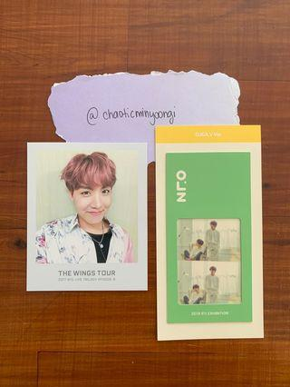 BTS Official Photocard and Goods