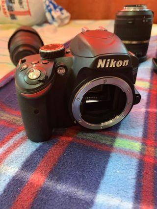 🚚 Nikon D3200 body only