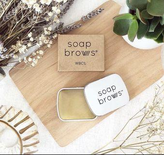 West Barn Co. 🔥 Soap Brows 🔥 Must Have!!!!!!!!!!!!!! 🔥 Grab Now  WhatsApp 64672852 or DM us now