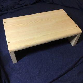 Ikea Kallax 格櫃適用層板分割置物架 實木松木收納架