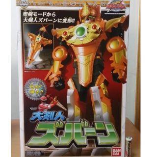 Bandai 轟轟戰隊 Power Rangers Boukenger DX Knight Megazord Sword 大劍人
