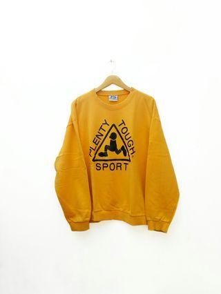 Vintage Plenty Tough Sport Crewneck