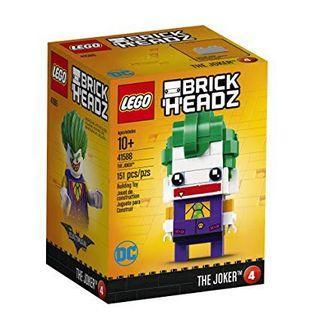 Lego Brickheadz DC The Joker 41588