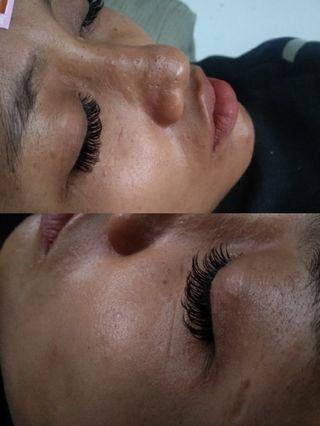 Eyelash by request