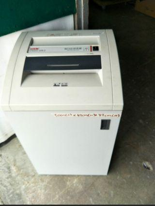 HSM Classic 225.2 Paper Shredder for sale @$ 150 each