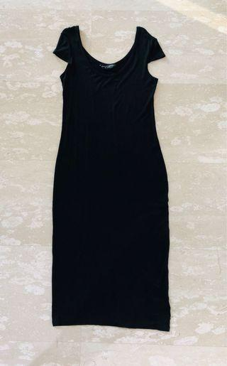 Dorothy Perkins black bodycon dress