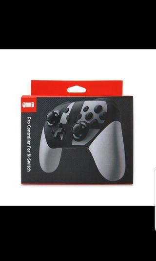 Nintendo Switch Pro Controller(Smash Bros)