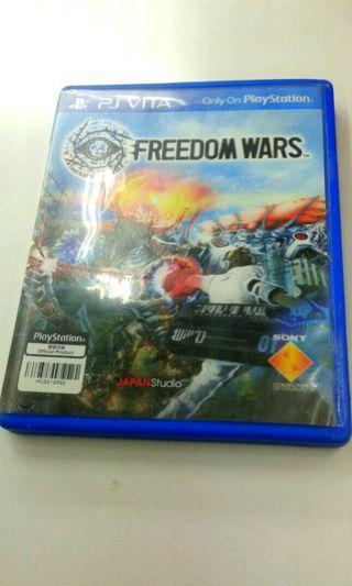 vita freedom wars - View all vita freedom wars ads in