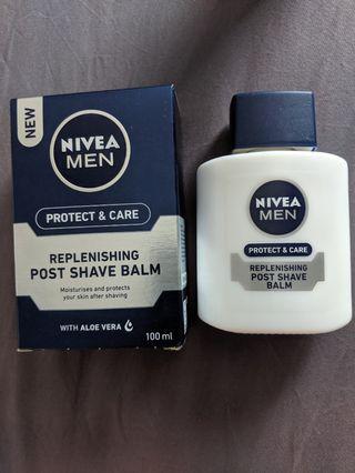 Nivea Post Shave Balm