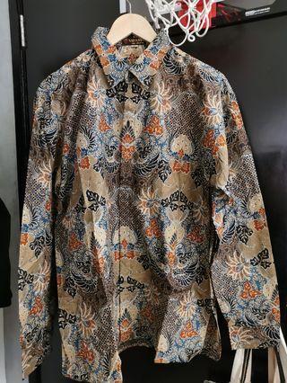 Traditional Indonesia Batik