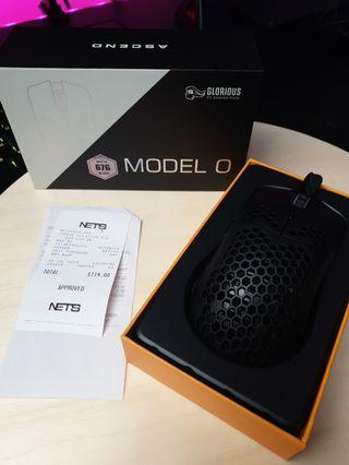 🚚 Glorious Gaming Mouse Model O Matte Black