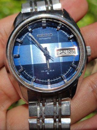Seiko 5606 7280 LM Special crystal original bracelet