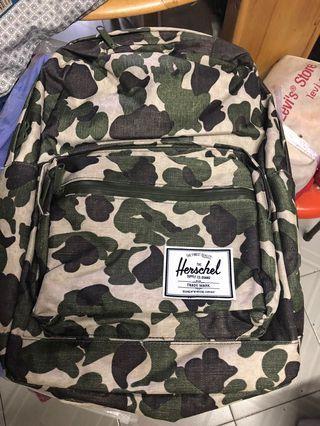 Herschel Backpack 迷彩背囊 背包