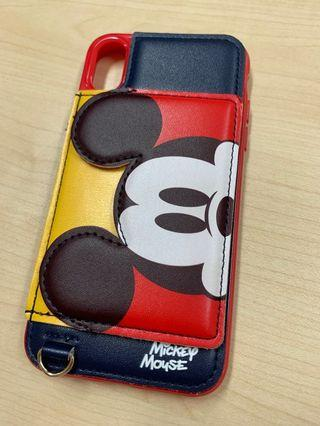 IPhone XR Mickey Mouse casing