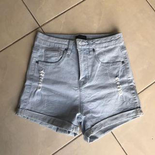 Zalora Highwaist Shorts