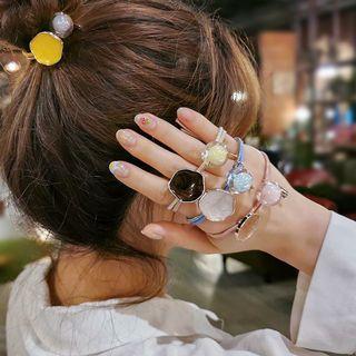 韓式髮繩(一套四條)