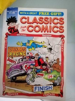 Classics comics