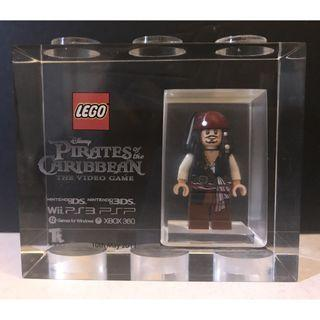 LEGO TT Games Trophy Brick Pirate of the Caribbean Jack Sparrow