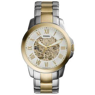 fossil ME3112 Grant Automatic Two-Tone Watch for Men