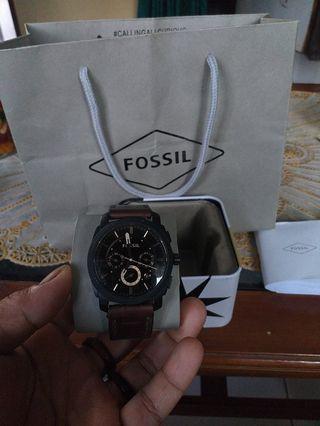 Jam tangan fossil fs 4656