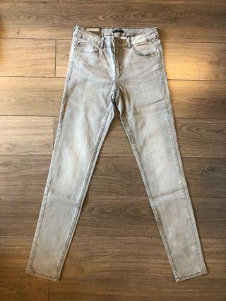 H&M Denim Washed Out Jeans