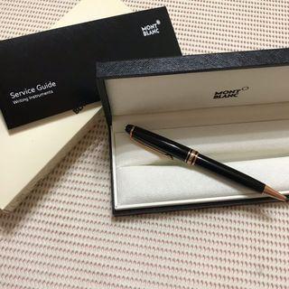 MontBlanc Meisterstuck Legrand Rose Gold Ballpoint Pen