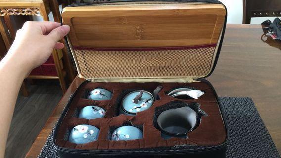 🚚 旅行茶具組全新未使用過