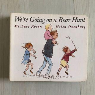 🚚 We are going on a bear hunt