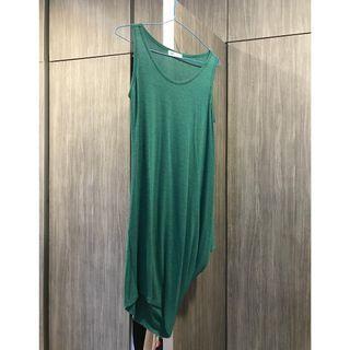 Sabrina Goh Dress Green (Like New)
