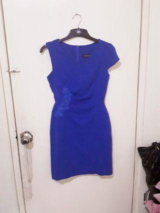 Luxlead office attire bodycon mini dress