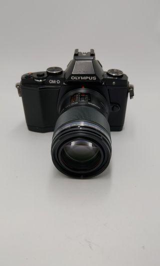 Olympus em5 + 60mm kit set over 90%new