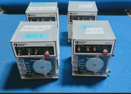 Pharmacia Biotech Peristaltic Pump -1 (4 pcs) @$ 80 each