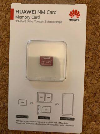 🚚 Huawei NM Card BNIB 128GB + 2 in 1 Reader