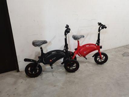 UL2272 Certified DYU Electri Scooter