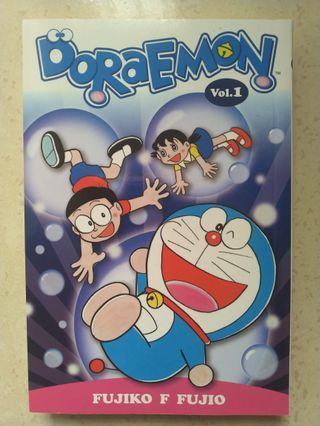 [WTS] Doraemon comic Vol.1 (ENG)