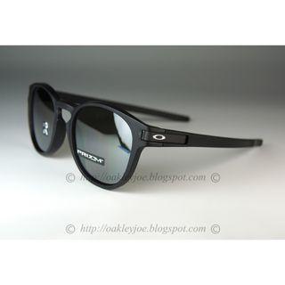 Oakley Latch Asian Fit matte black + prizm black oo9349-1153 sunglass shades