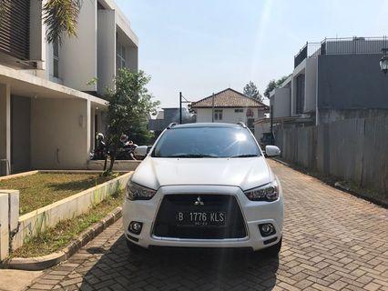 Mitsubishi outlander sport PX-A