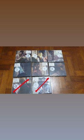 🚚 EXO Romantic Universe Japanese Album