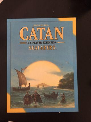 Catan Seafarers extension 5-6players
