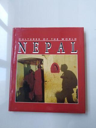 🚚 Cultures of the world- Nepal(Hard Cover)