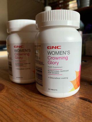 GNC Crowning Glory Biotin