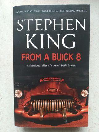 [WTS] Stephen King - From A Buick 8