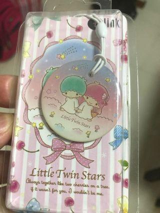 Little twin stars EZ-Link charm