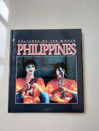 🚚 Cultures of the world-Philippines(Hard Cover)