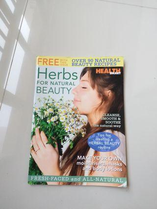 🚚 Herbs for Natural Beauty